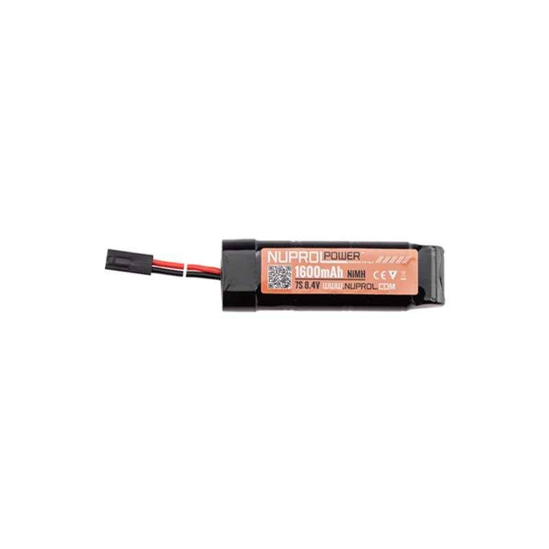 batterie mini nimh 8,4v 1600mah