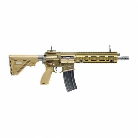 H&K HK416 A5 2018 Full Métal Tan GBBR