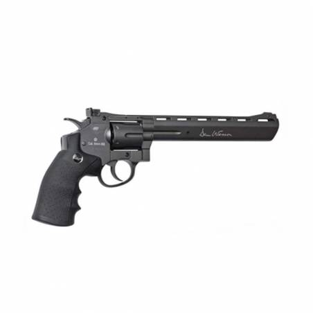 "Dan Wesson Revolver 8"" Co2"