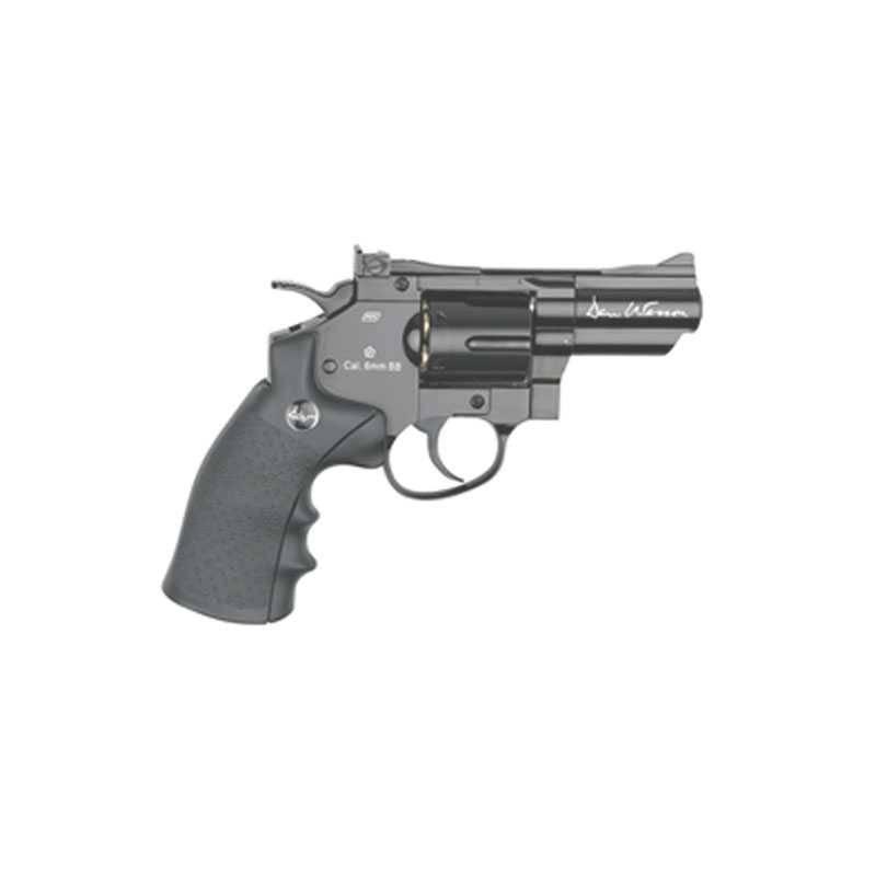 revolver dan wesson gbb