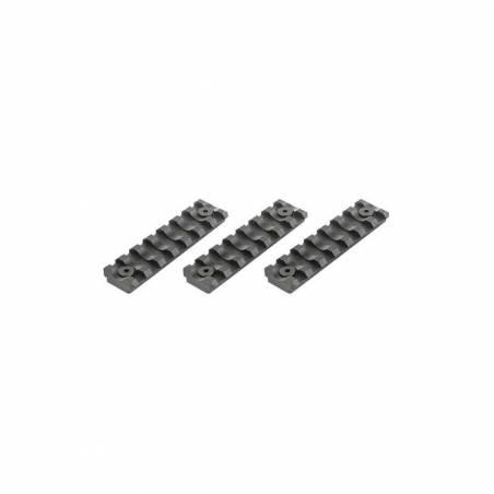VFC Kit de 3 rails QRS keymod 7 slots