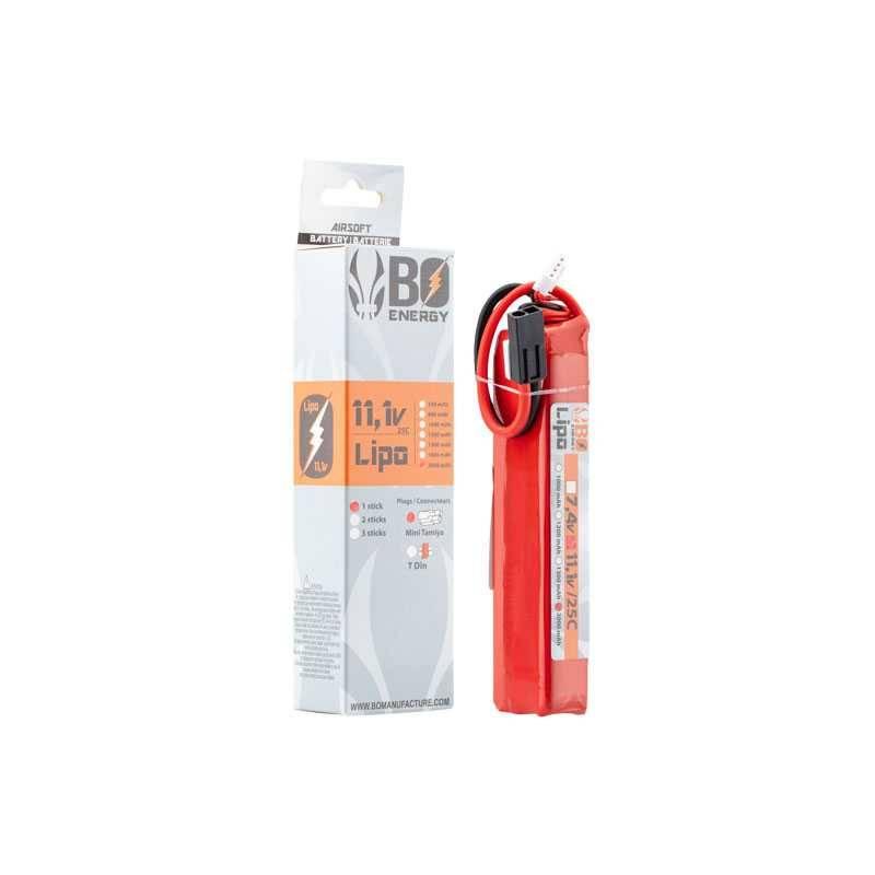 batterie lipo 3s 11.1v 2000mah 25c