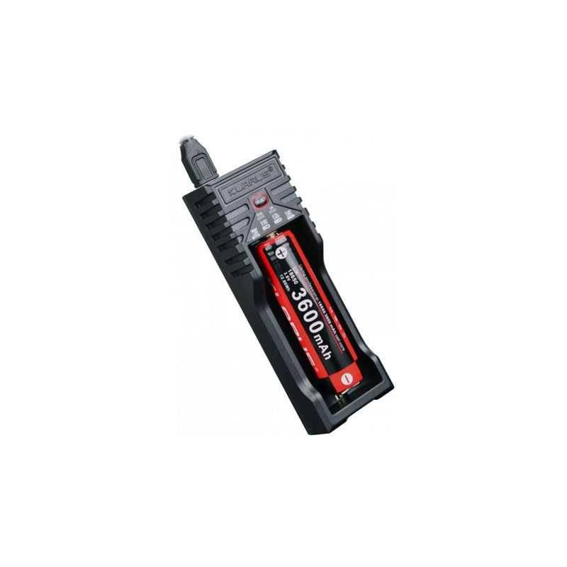 chargeur batterie klarus