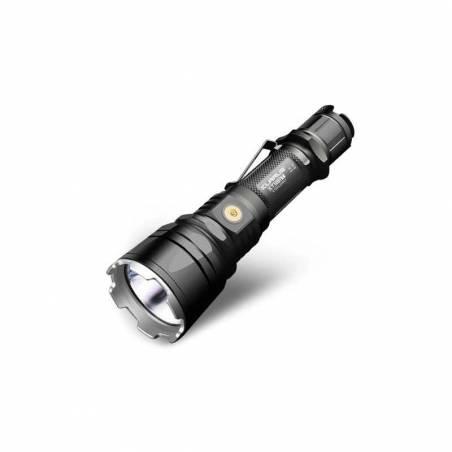 KLARUS Lampe tactique rechargeable XT12GT LED