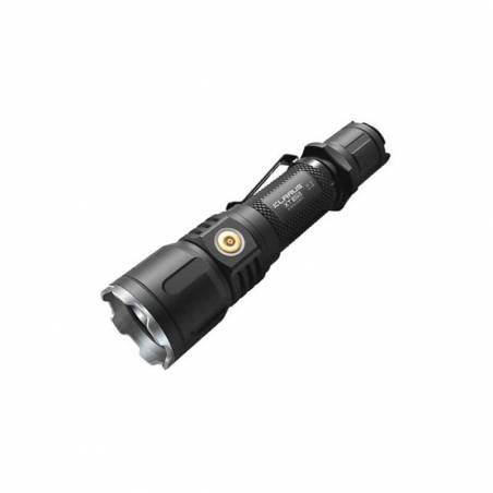 KLARUS Lampe tactique rechargeable XT12S LED