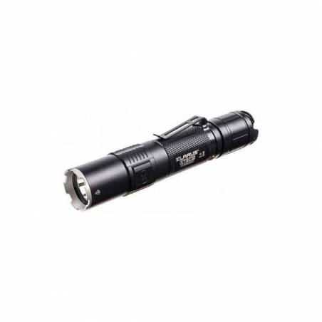 KLARUS Lampe tactique rechargeable XT2CR LED