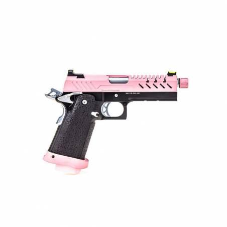 Vorsk Pistolet Hi-Capa 4.3 Rose Gaz