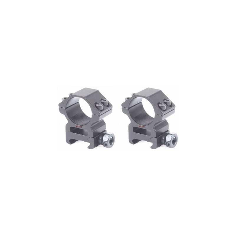 anneaux de montage medium 25.4mm vector optics