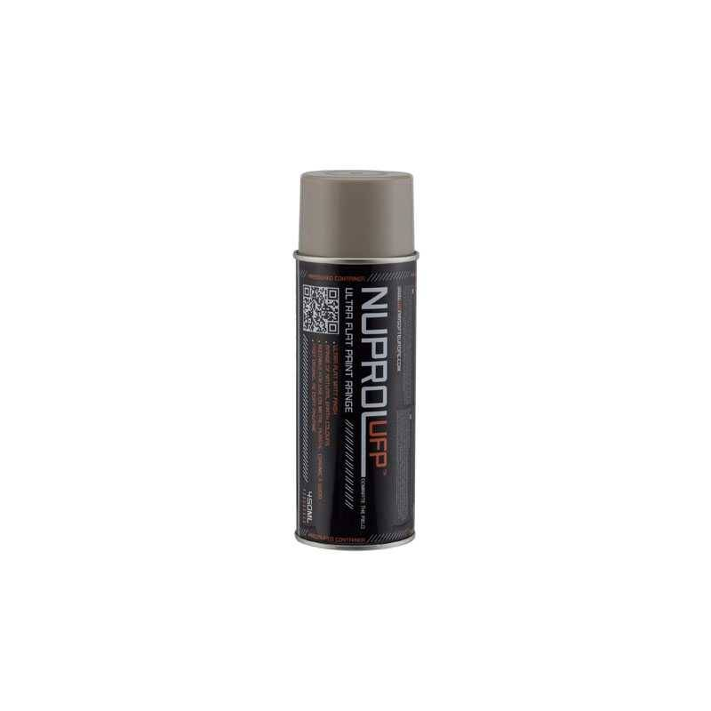 nuprol bombe peinture spray tan