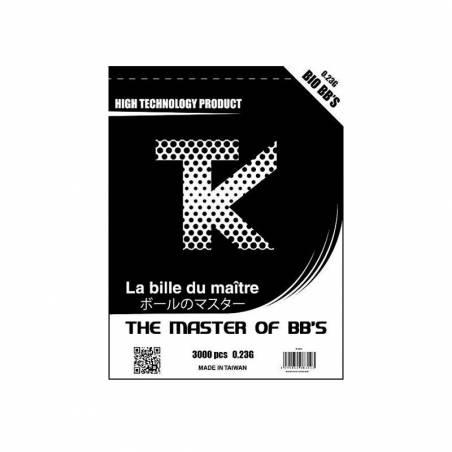 Tanio Koba Billes BIO 0.23g (x3000) en sachet