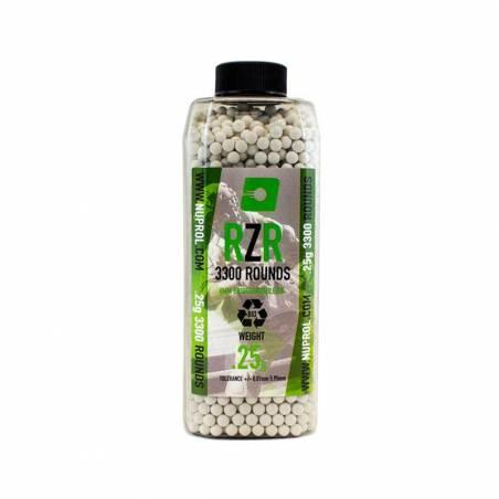 Nuprol Billes BIO RZR 0.25g (x3300) en bouteille