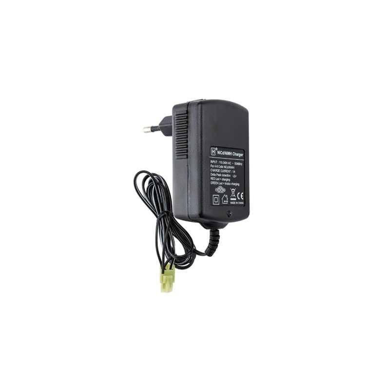 chargeur batterie nimh asg