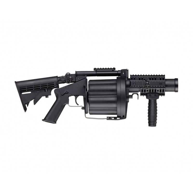 grenade launcher m32